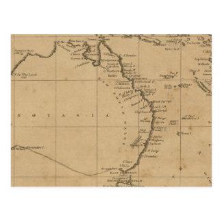 Australasia Postcard