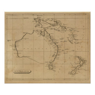 Australasia Poster