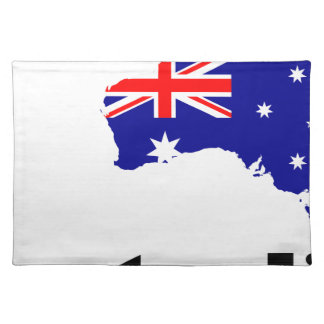 australia4 placemat