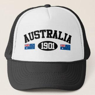 Australia 1901 trucker hat