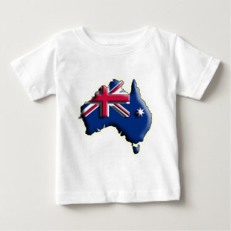Australia (3d) t-shirts