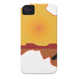 Australia Aboriginal iPhone 4 Case-Mate Cases