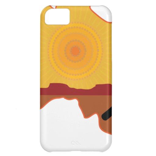 Australia Aboriginal iPhone 5C Cover