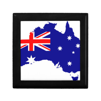 Australia Australia Day Borders Collection Country Gift Box