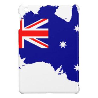 Australia Australia Day Borders Collection Country iPad Mini Covers