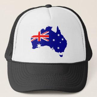 Australia Australia Day Borders Collection Country Trucker Hat