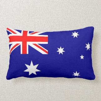 Australia Australian Aussie Flag Lumbar Cushion