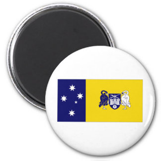 Australia_Australian Capital Territory Flag 6 Cm Round Magnet