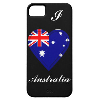 Australia Australian Flag Barely There iPhone 5 Case