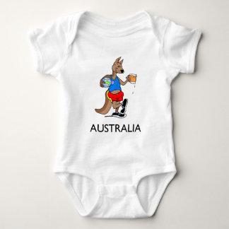 Australia Baby Bodysuit