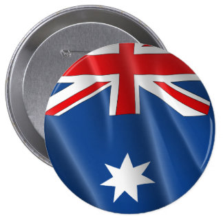 AUSTRALIA PINBACK BUTTONS