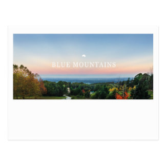 Australia Blue Mountains Postcard