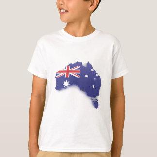 Australia Blue T-Shirt