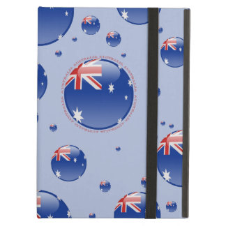 Australia Bubble Flag iPad Air Cases