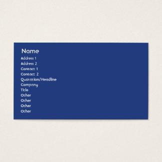 Australia - Business Business Card