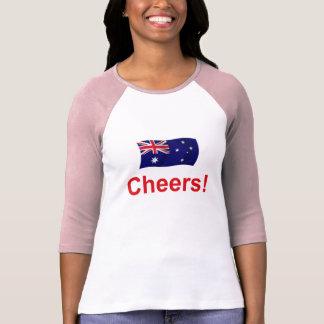 Australia Cheers! Tshirt