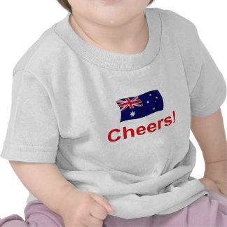 Australia Cheers! T Shirts