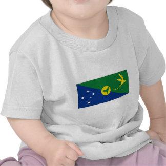 Australia Christmas Island Flag T-shirts