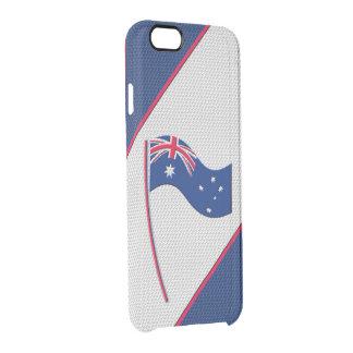 Australia Clear iPhone 6/6S Case