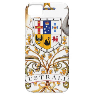 Australia coat of arms iPhone 5 cover