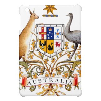 Australia Coat of Arms Cover For The iPad Mini