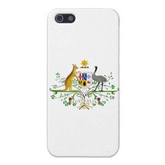 Australia Coat of Arms iPhone 5 Covers