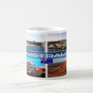 Australia - coffee mug