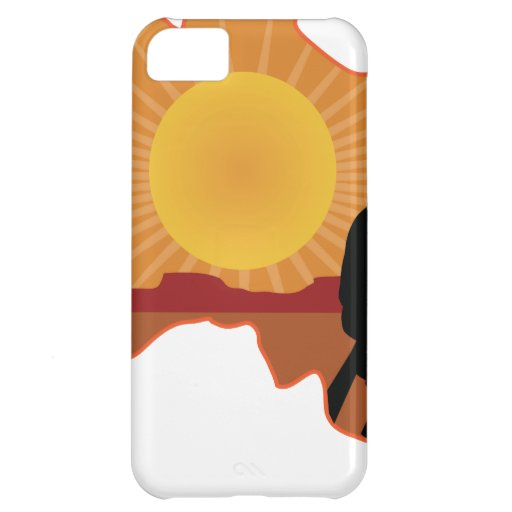 Australia Cowboy Cover For iPhone 5C