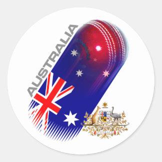 Australia Cricket Stickers