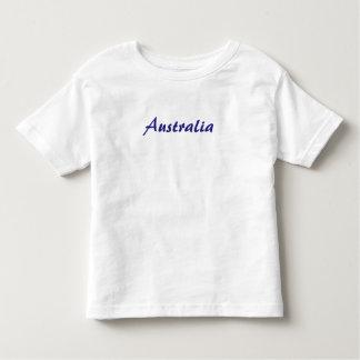 Australia customisable t-shirt