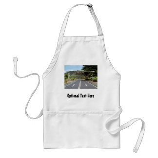 Australia Customizable Great Ocean Road Adult Apron