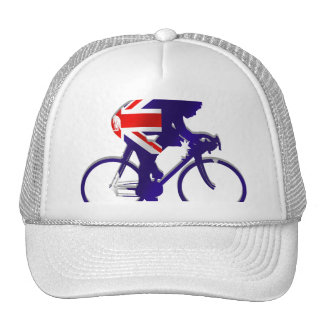 Australia Cycling gifts for Aussie Bicycle fans Cap