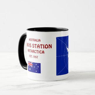 Australia - Davis Antarctic Station Mug