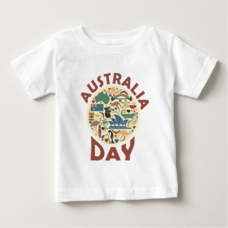 Australia Day- Appreciation Day Baby T-Shirt