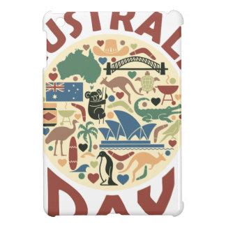 Australia Day- Appreciation Day Cover For The iPad Mini