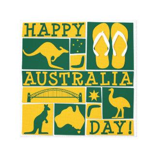 Australia Day Canvas Print