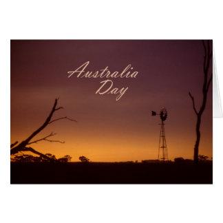 Australia Day Cards