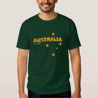 Australia Day Est 1788 Australian Aussie T-Shirt