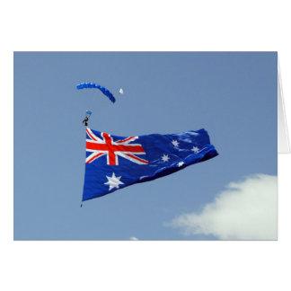 Australia Day Flag Cards