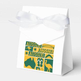 Australia Day Party Favour Boxes