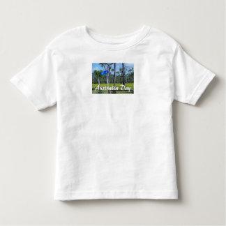 Australia Day t-shir Toddler T-Shirt