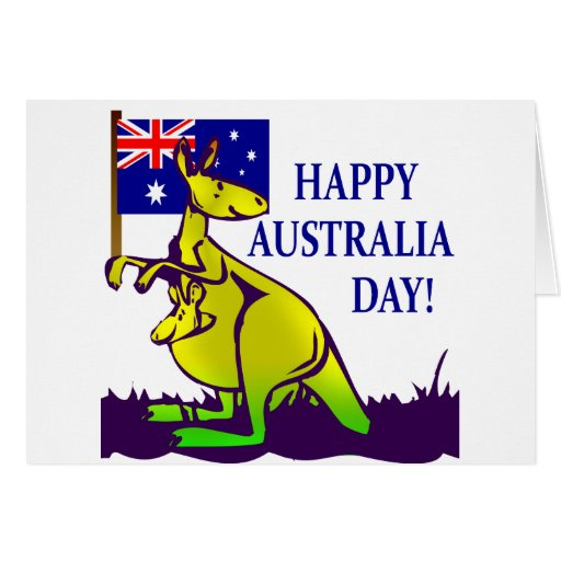 AUSTRALIA DAY T-Shirts and Gifts! Cards