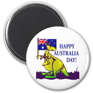 AUSTRALIA DAY T-Shirts and Gifts! Magnet