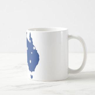 Australia flag Australia styles Design Coffee Mug