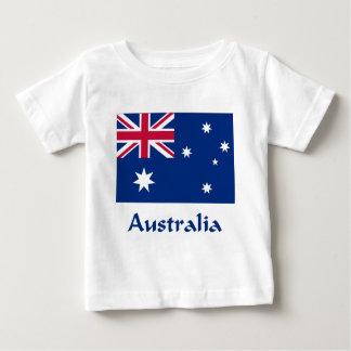 Australia Flag Baby T-Shirt