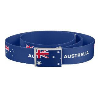 Australia Flag Belt