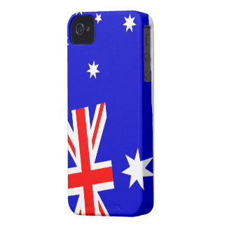 Australia Flag Blackberry Bold Case
