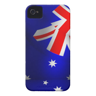Australia Flag Blackberry Bold Case-Mate Case