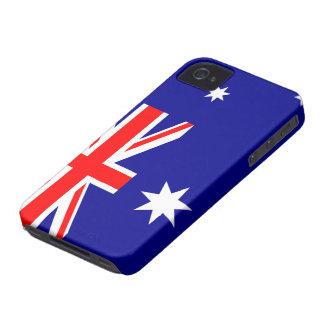 Australia Flag iPhone 4 Case