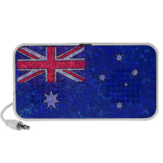 AUSTRALIA FLAG Doodle Speaker